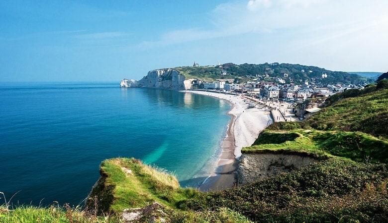Urlaub im Juni in Frankreich in der Normandie