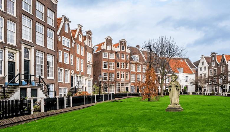Geheime Ecken in Amsterdam