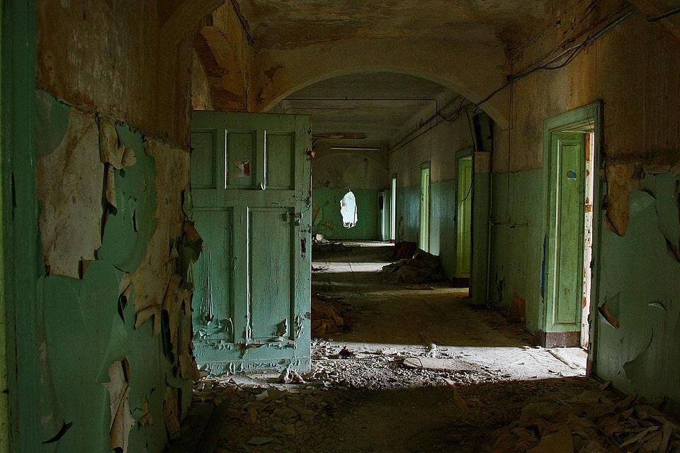 Heilstätte in Beelitz