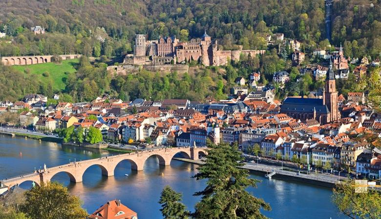 Die schönsten Kurztrips in Deutschland - Heidelberg