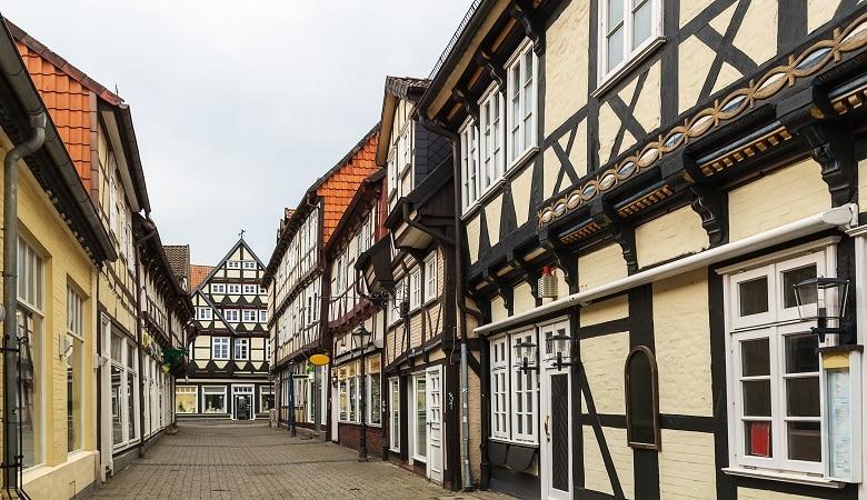 Städtereisen Deutschland - Celle