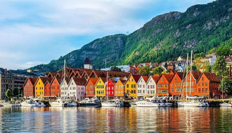Städtetrip nach Bergen