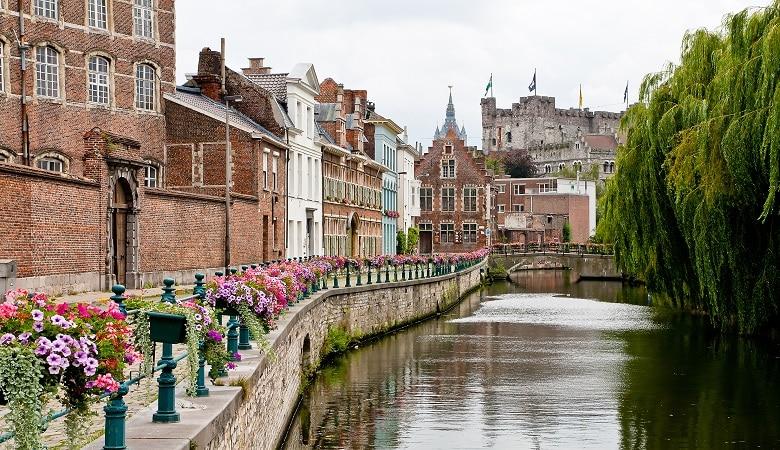 Städtetrip nach Gent