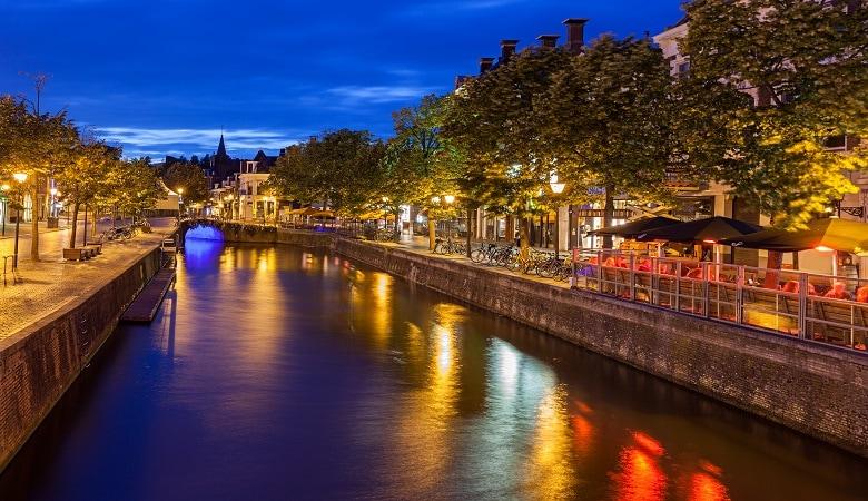 Städtetrip nach Leeuwarden