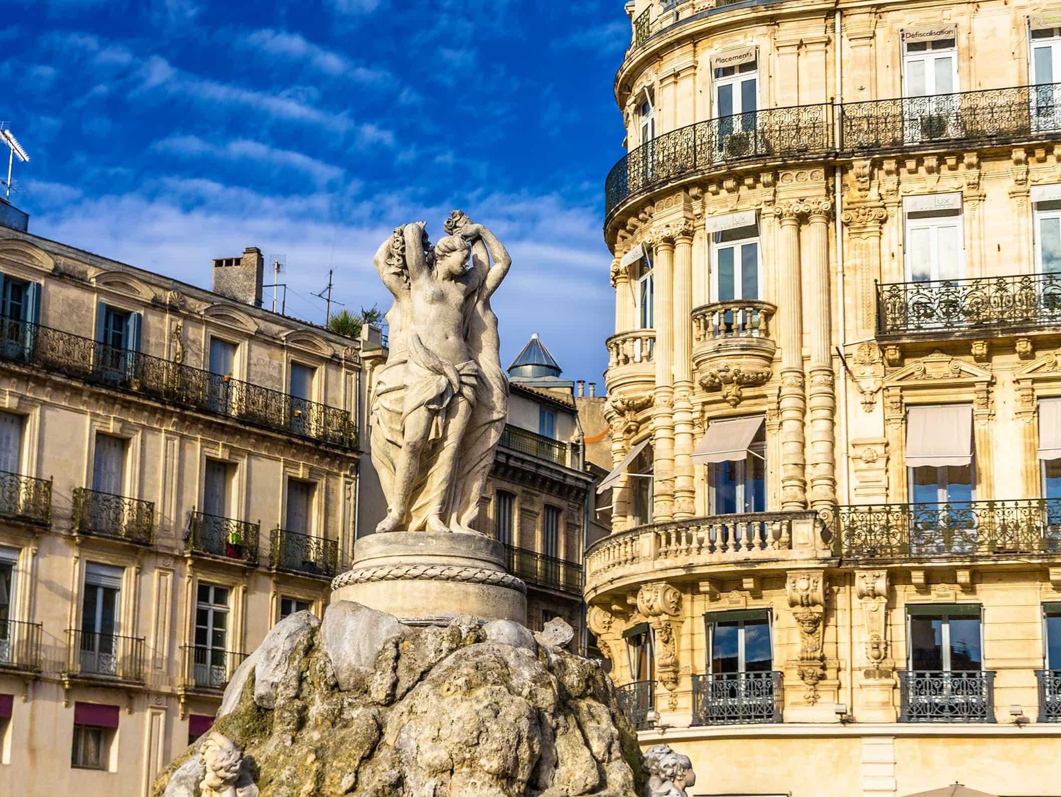Städtetrip nach Montpellier