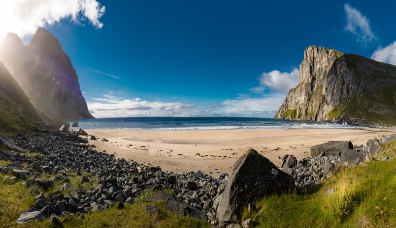 Beste Reisezeit Norwegen, Wetter Norwegen, Klima Norwegen