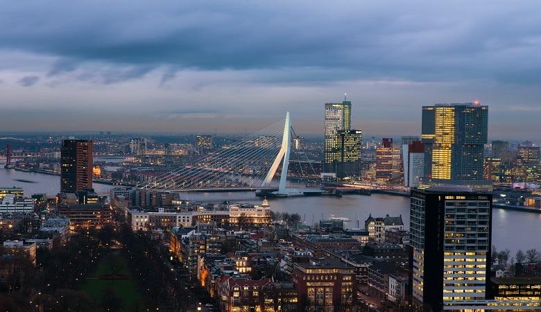 Städtetrip nach Rotterdam