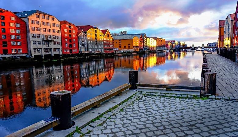 Städtetrip nach Trondheim