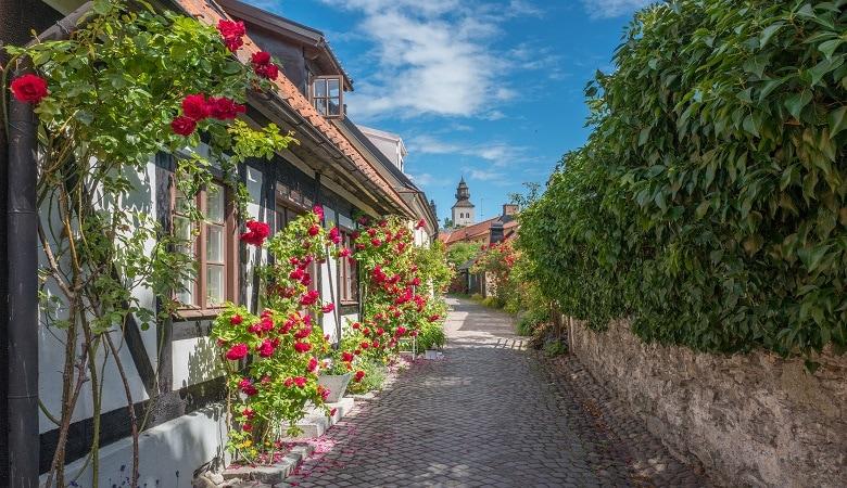 Städtetrip nach Visby