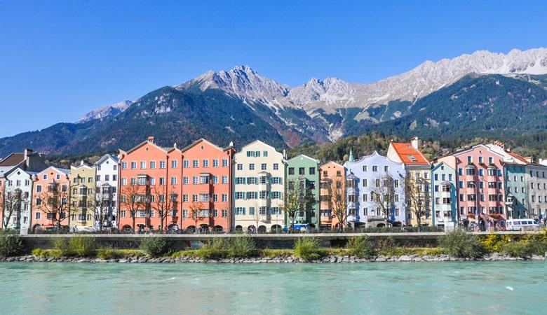 Städtetrip nach Innsbruck