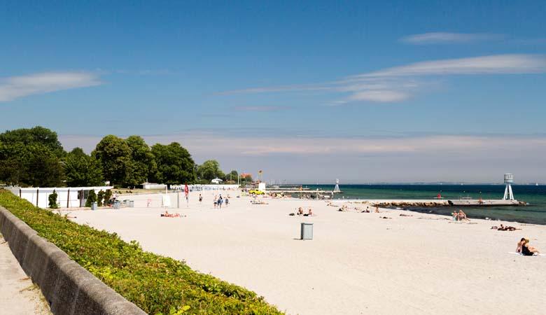 Kopenhagen Strand Bellevue