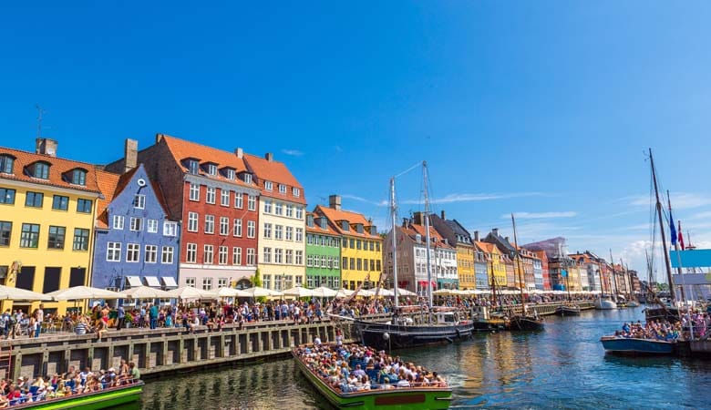 Kopenhagen Sehenswürdigkeiten Nyhavn