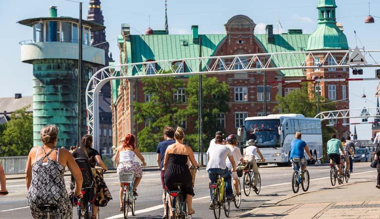 Kopenhagen Tipps Fahrradfahren