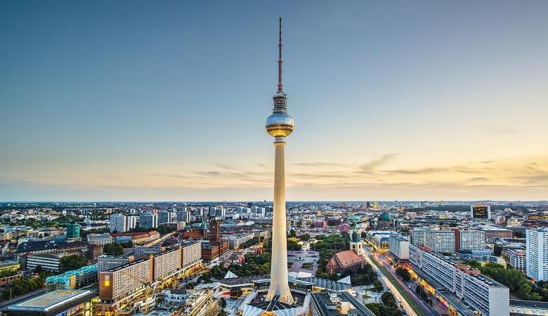 Berlin Alex, Fernsehturm Berlin