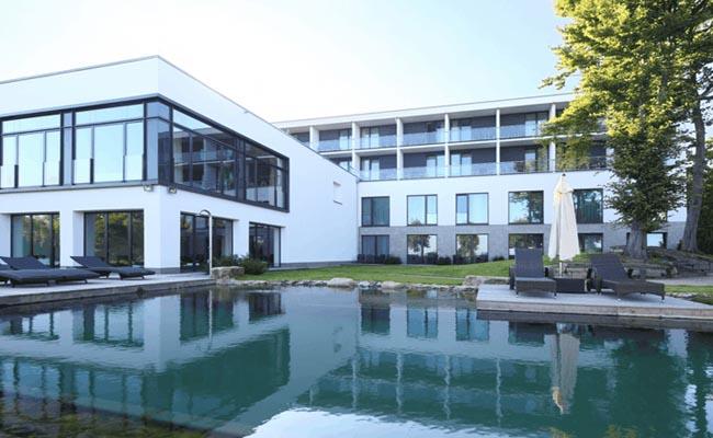 Beste Wellnesshotels Deutschland