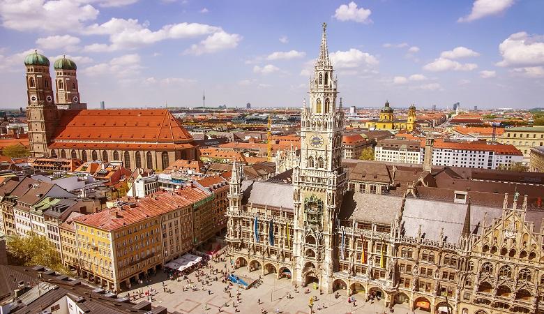 Urlaub im Juni in München