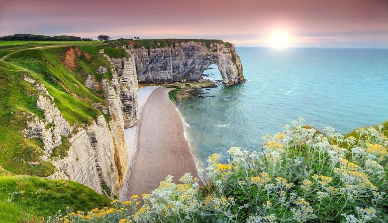 Urlaub im Juni in der Normandie