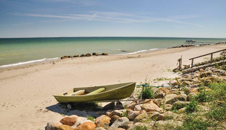 Strand Dänemark