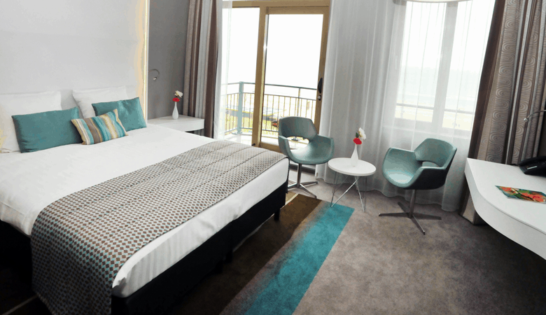 Strandhotel in Holland