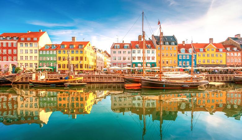 Städteurlaub im August in Kopenhagen
