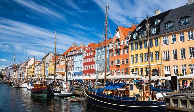Die schönsten Orte in Dänemark