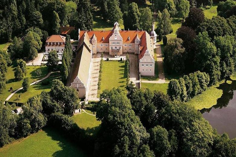 Schlosshotels in Deutschland