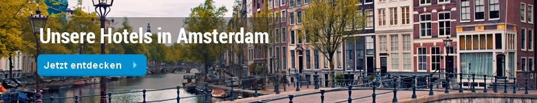 Hotels in Amsterdam Teaser