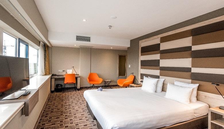 XO Hotels Blue Tower_Hoteltipps in Amsterdam