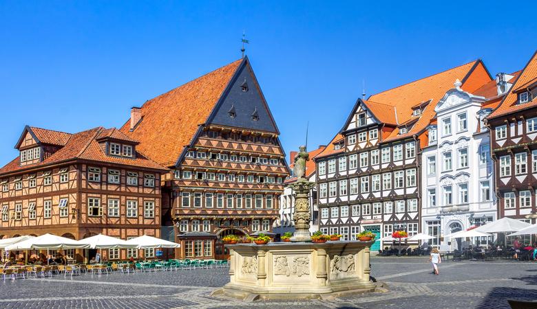 Geheimtipp für euren Maiurlaub: Hildesheim