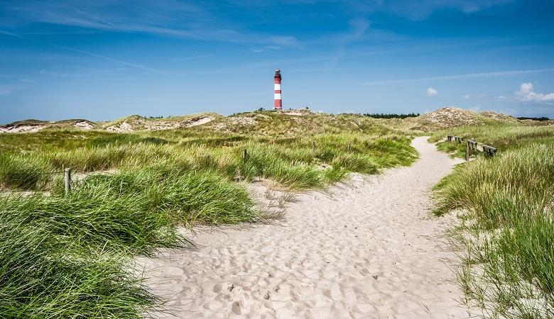 Urlaub im April an der Nordsee