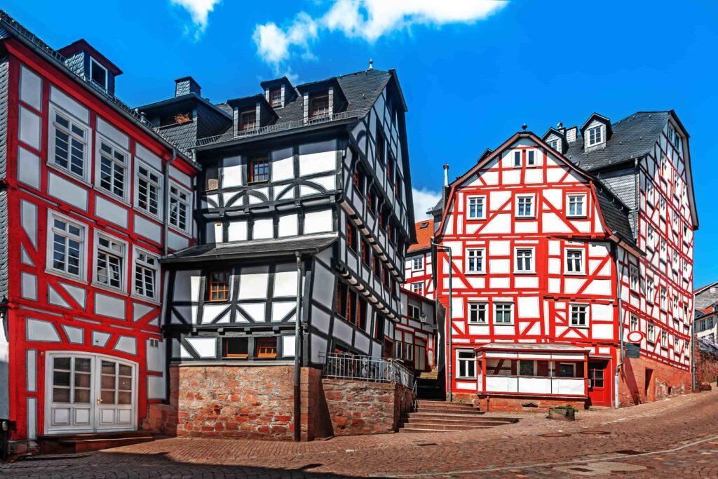 Marburg Städtetrip