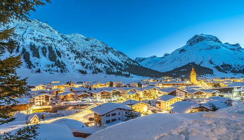 Skiurlaub im Februar