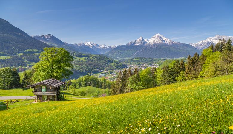 Mai Urlaub im Allgäu