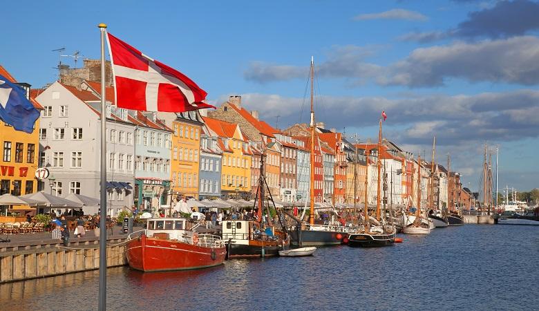Urlaub im April in Kopenhagen