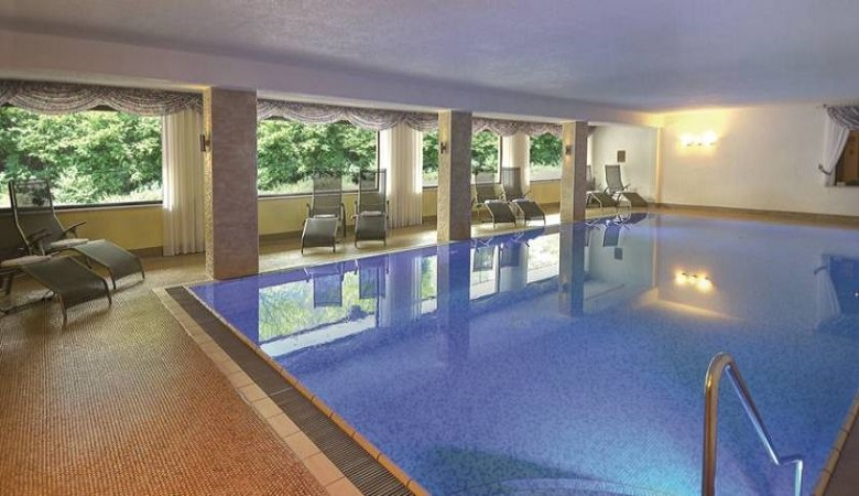 Luxus Wellnesshotel Flair Hotel Sonnenhof