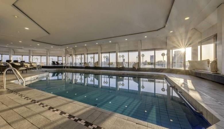 Luxus Wellnesshotel Nikko Düsseldorf
