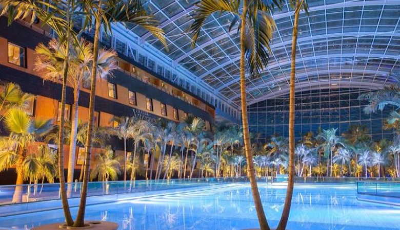Luxus Wellnesshotel Victory Therme Erding