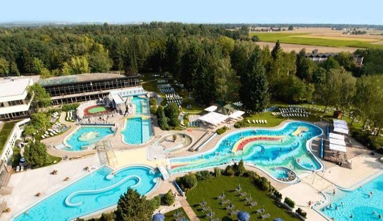 Luxus Wellnesshotel Johannesbad Hotel Königshof