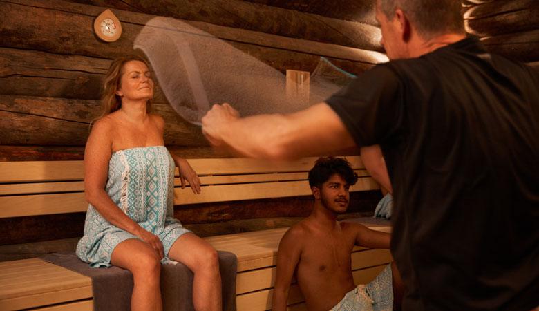Sauna Zwaluwhoeve Wellness