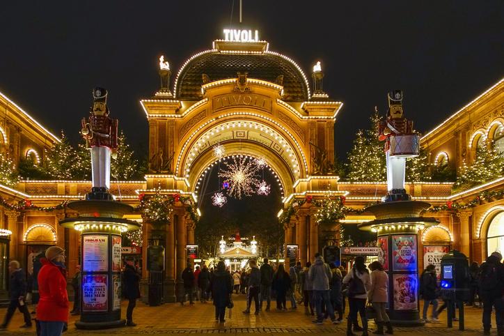 Weihnachten im Tivoli