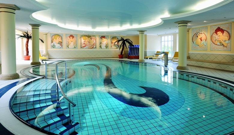 Luxus Wellnesshotel Hanseatic Rügen