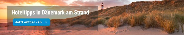 Hotels in Dänemark am Strand
