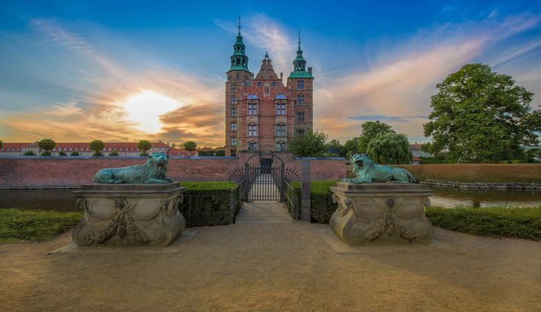 Kopenhagen Sehenswürdigkeiten - Schloss Rosenborg