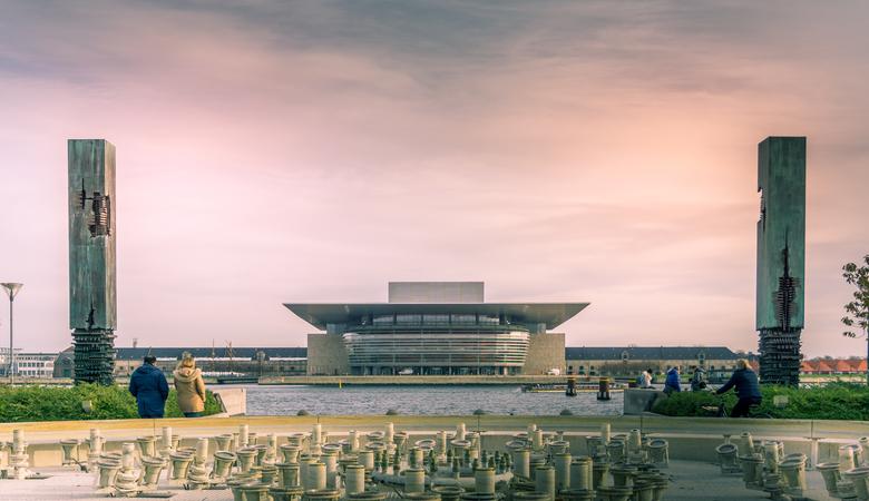 Kopenhagen Sehenswürdigkeiten - Königliche Oper