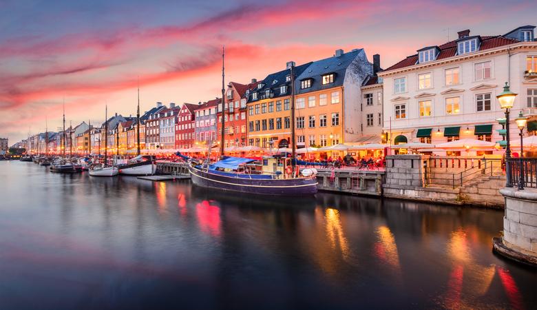 Kopenhagen Sehenswürdigkeiten - Nyhavn