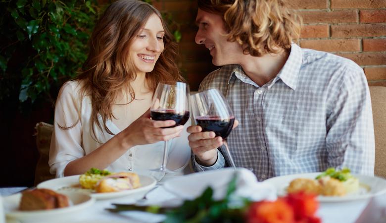 Wein und Dinner Special