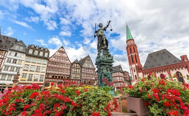 Schöne Altstadt Hessen