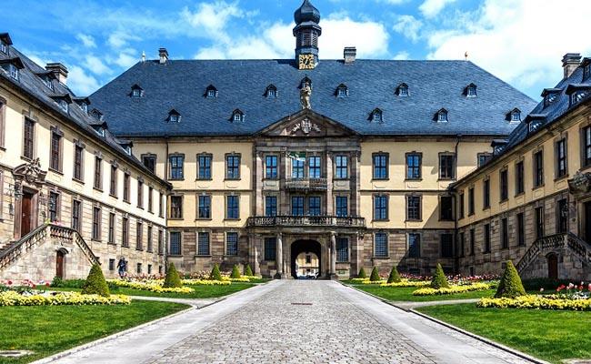Schöne Altstadt Fulda