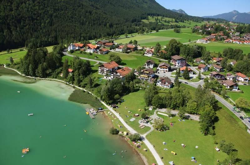Surroundings Weissensee