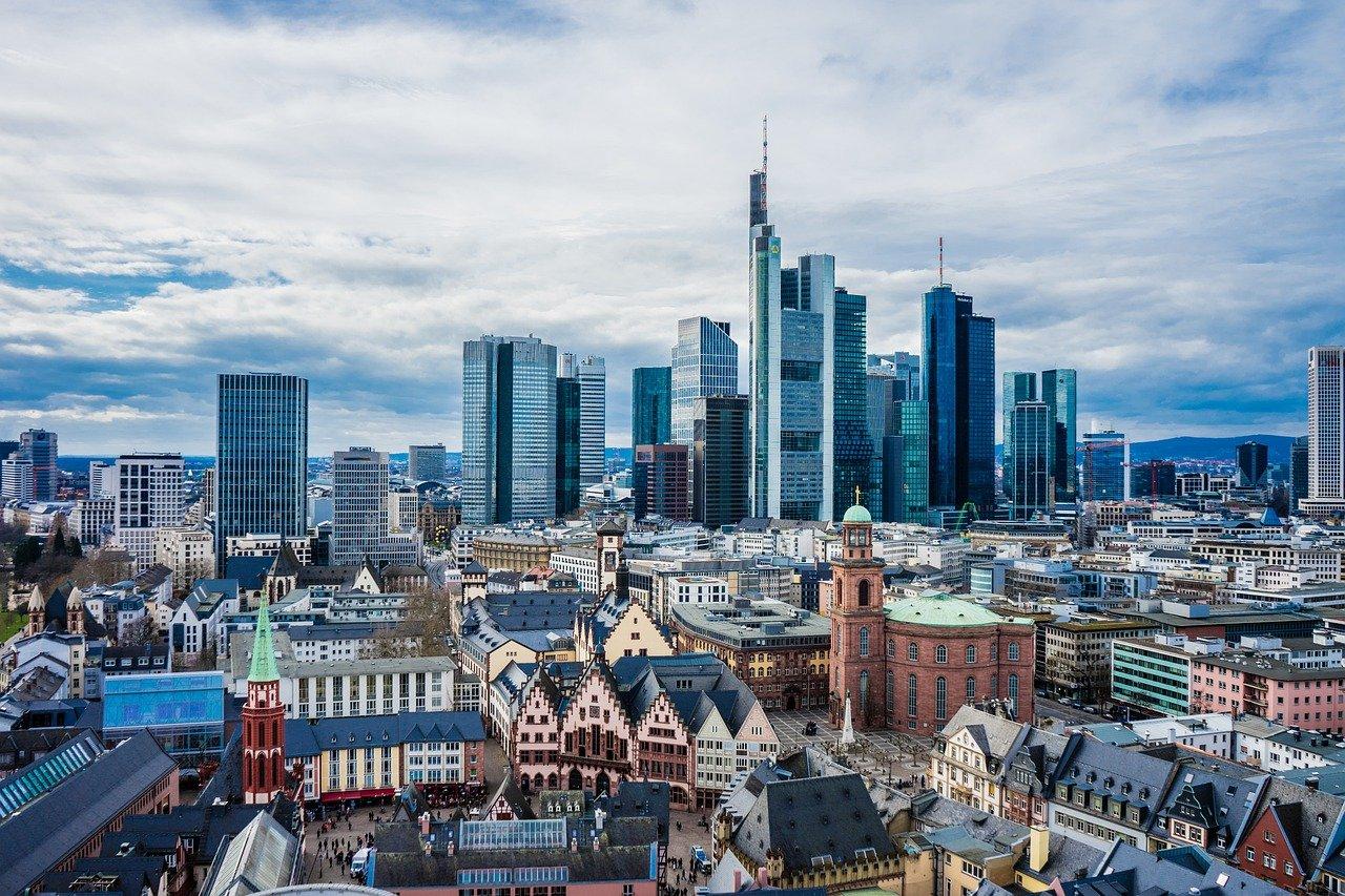 Frankfurt am Main Hochhäuser